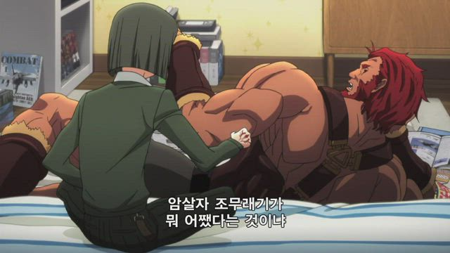 Fate/Zero 3화 썸네일