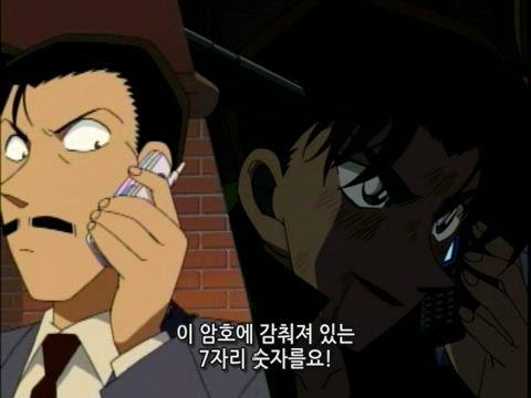"""(자막) 명탐정 코난 """"스릴 넘치는 사건"""" 모음 324화 썸네일"""