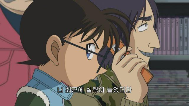 (자막) 명탐정 코난 part 5 485화 썸네일