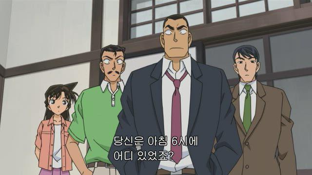(자막) 명탐정 코난 part 7 539화 썸네일