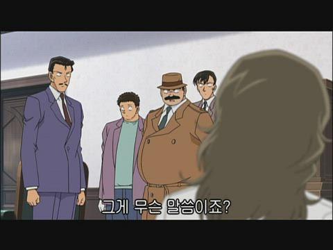 """(자막) 명탐정 코난 """"TV 오리지널 엄선작"""" 모음 570화 썸네일"""