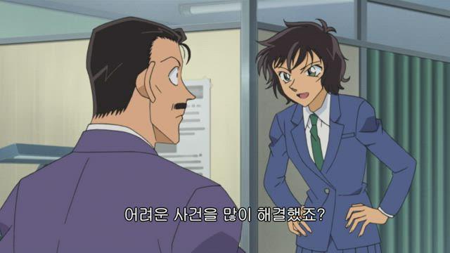 """(자막) 명탐정 코난 """"스릴 넘치는 사건"""" 모음 648화 썸네일"""
