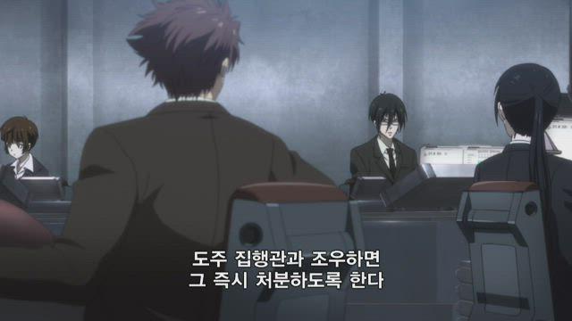 PSYCHO-PASS 1기 19화 썸네일