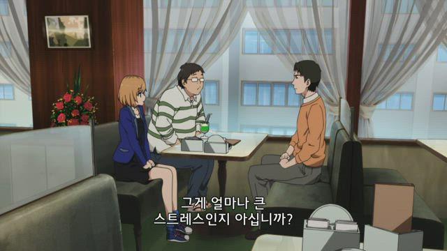 SHIROBAKO 14화 썸네일