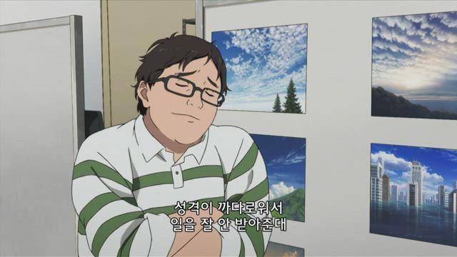 SHIROBAKO 17화 썸네일