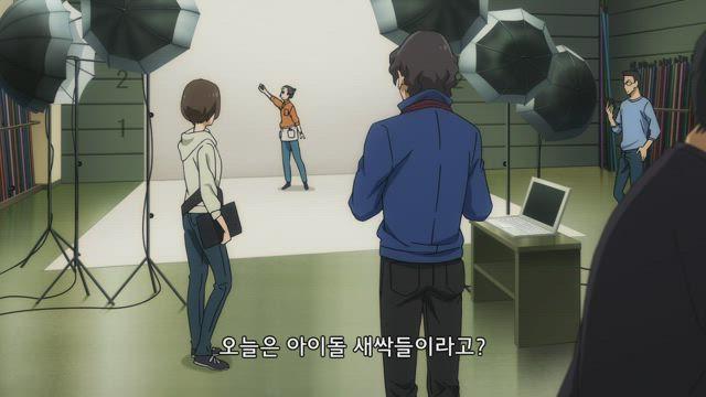 아이돌 마스터 SideM 2화 썸네일