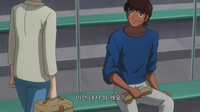 캡틴 츠바사 6화 썸네일