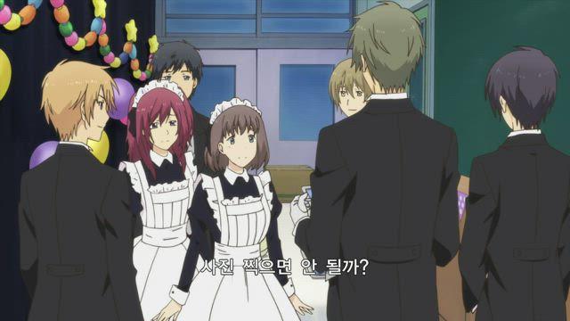리라이프 OVA 2화 썸네일