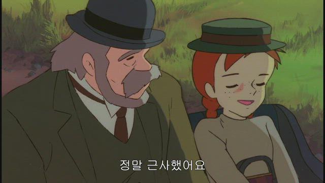 극장판 빨강머리 앤: 그린 게이블로 가는 길 썸네일