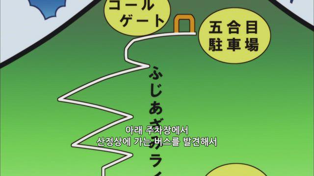 겁쟁이 페달 GRANDE ROAD (2기) 21화 썸네일