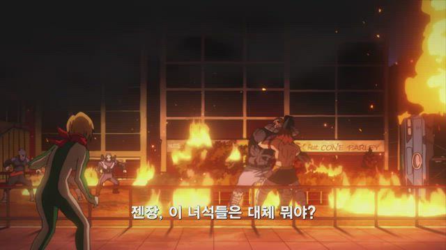 (자막) 나의 히어로 아카데미아 2기 16화 썸네일