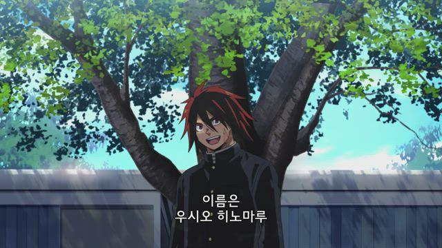 히노마루 스모 1화 썸네일