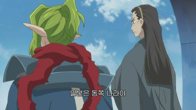 로그 호라이즌 2기 14화 썸네일