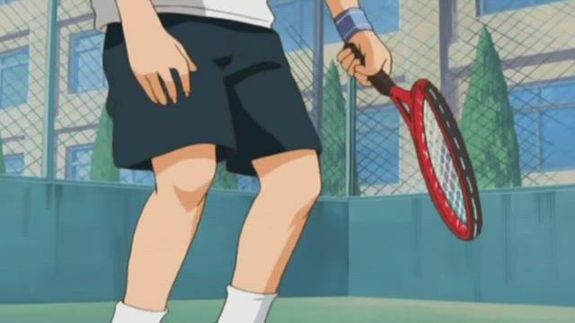 테니스의 왕자 8화 썸네일