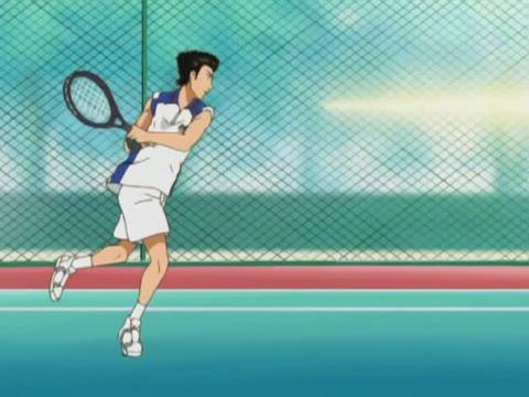 테니스의 왕자 93화 썸네일