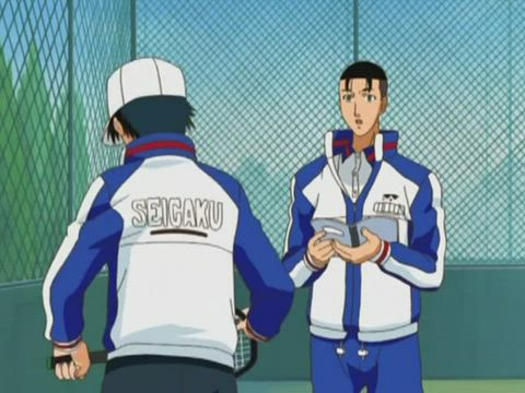 테니스의 왕자 100화 썸네일