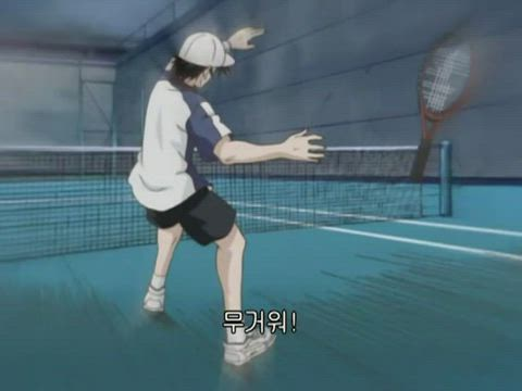 테니스의 왕자 105화 썸네일