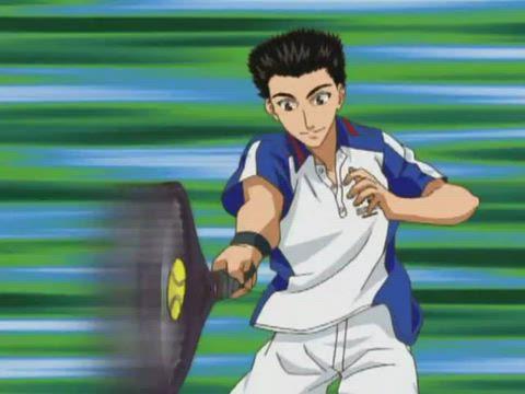 테니스의 왕자 108화 썸네일