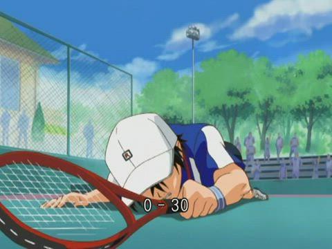 테니스의 왕자 128화 썸네일