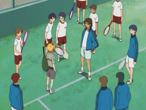 테니스의 왕자 142화 썸네일