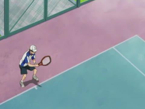 테니스의 왕자 178화 썸네일