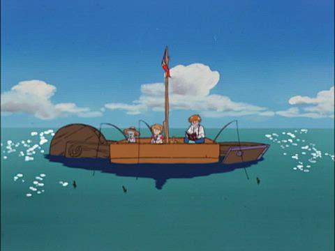 신비한 바다의 나디아 27화 썸네일