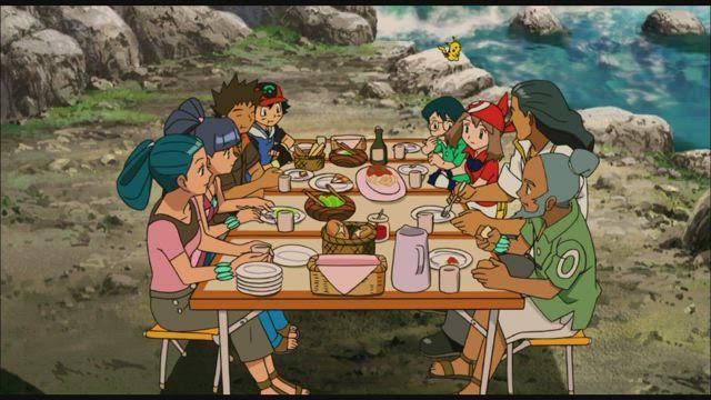 극장판 9기 포켓몬스터 AG: 포켓몬 레인저와 바다의 왕자 마나피 썸네일