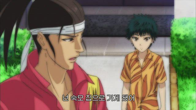신 테니스의 왕자 OVA : vs Genius 10 9화 썸네일