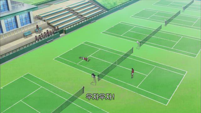 신 테니스의 왕자 OVA 6화 썸네일