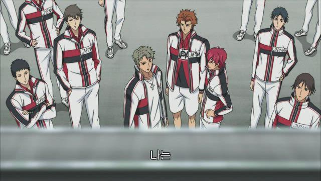 신 테니스의 왕자 OVA 5화 썸네일