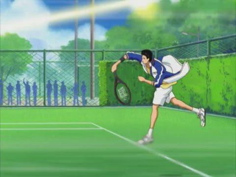 테니스의 왕자 OVA : 전국대회편 part 1 9화 썸네일