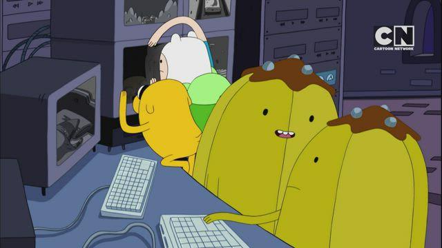 핀과 제이크의 어드벤처 타임 시즌4 21화 썸네일