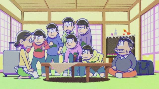 (더빙) 오소마츠 6쌍둥이 4화 썸네일