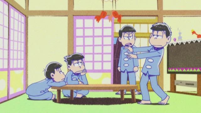 (더빙) 오소마츠 6쌍둥이 5화 썸네일