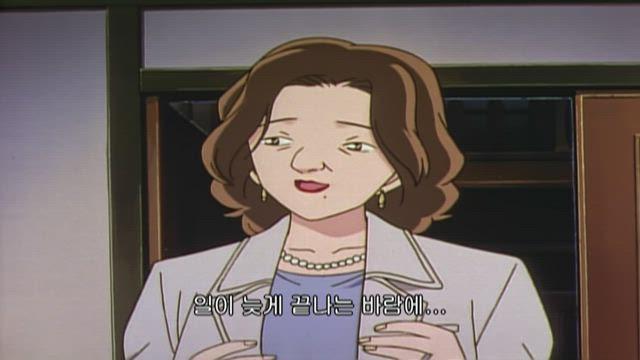 (자막) 명탐정 코난 3기 (99~00년) 187화 썸네일