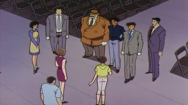 (자막) 명탐정 코난 3기 (99~00년) 191화 썸네일