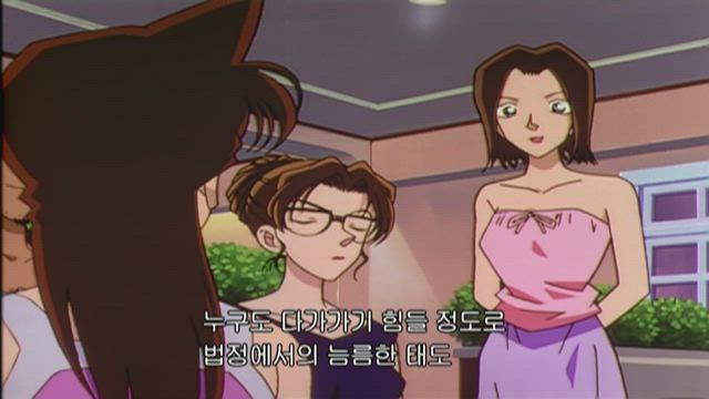 (자막) 명탐정 코난 3기 (99~00년) 199화 썸네일