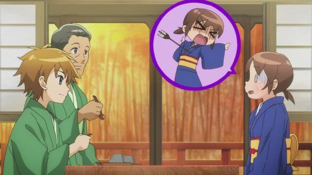 옷코는 초등학생 사장님! 4화 썸네일