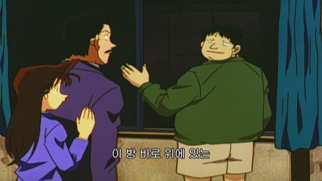 (자막) 명탐정 코난 5기 (02~03년) 275화 썸네일