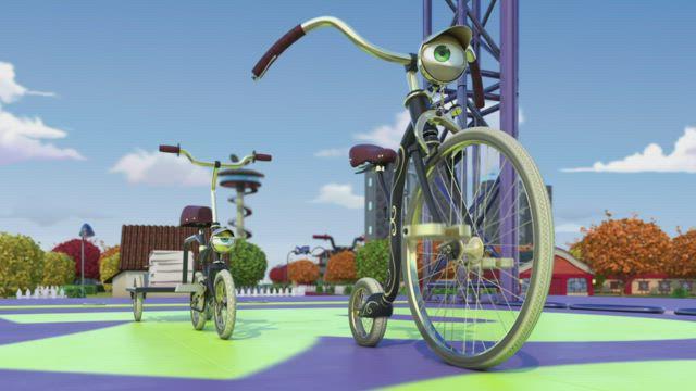 꼬마 자전거 스피디 썸네일