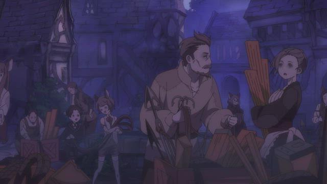 그랑블루 판타지 The Animation 2기 8화 썸네일