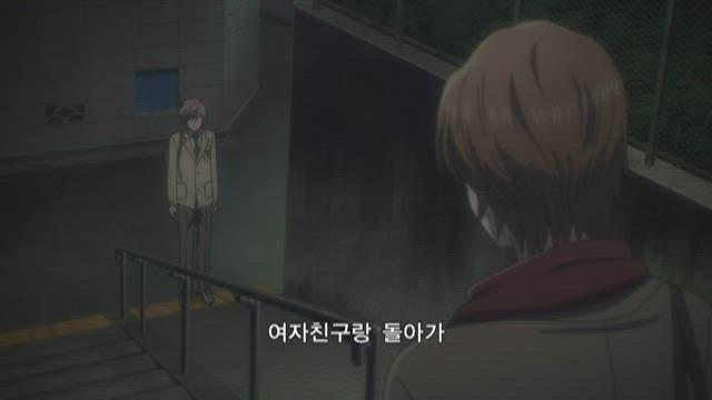 치하야후루 3기 16화 썸네일