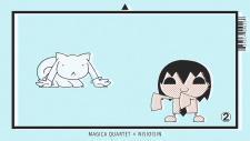 극장판 마법소녀 마도카★마기카 3기: 반역의 이야기 - 매지카 사중주 x  니시오 이신