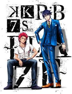 극장판 K seven stories : RB BLAZE